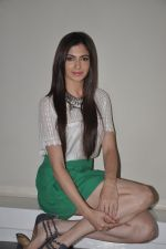 Simran Kaur Mundi at Kuku Mathur Ki Jhand Ho Gayi film promotions in Yashraj, Mumbai on 19th May 2014 (19)_537af2feadd90.JPG