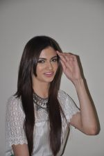 Simran Kaur Mundi at Kuku Mathur Ki Jhand Ho Gayi film promotions in Yashraj, Mumbai on 19th May 2014 (22)_537af3002b594.JPG