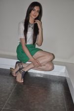 Simran Kaur Mundi at Kuku Mathur Ki Jhand Ho Gayi film promotions in Yashraj, Mumbai on 19th May 2014 (23)_537af300a394f.JPG