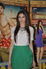 Simran Kaur Mundi at Kuku Mathur Ki Jhand Ho Gayi film promotions in Yashraj, Mumbai on 19th May 2014 (75)_537af30415404.JPG