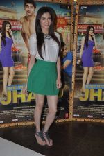 Simran Kaur Mundi at Kuku Mathur Ki Jhand Ho Gayi film promotions in Yashraj, Mumbai on 19th May 2014 (77)_537af3050f411.JPG