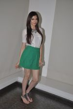 Simran Kaur Mundi at Kuku Mathur Ki Jhand Ho Gayi film promotions in Yashraj, Mumbai on 19th May 2014 (90)_537af30babcd9.JPG