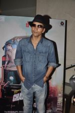 Deepak Dobriyal at Chal Bhaag music launch in Andheri, Mumbai on 20th May 2014 (29)_537cb21de1ab3.JPG
