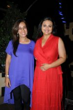 Deeya Singh with Shilpa Shirodkar at Ek Mutthi Aasmaan TV Serial celebration party in Mumbai on 20th May 2014 (2)_537cb55317af1.JPG
