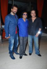 Javed Jaffrey, Ravi behl at Unforgettable music launch in Novotel, Mumbai on 20th May 2014 (60)_537caf2f82438.JPG