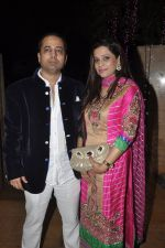 Mohammad Zaheer Mehdi, Fatima Zaheer Mehdi at Chal Bhaag music launch in Andheri, Mumbai on 20th May 2014 (3)_537cb2a5c504a.JPG