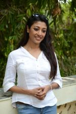 Paoli Dam on the sets of bilingual film by Aroni Taukhon in Mumbai on 20th May 2014 (18)_537cc85672778.JPG