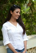 Paoli Dam on the sets of bilingual film by Aroni Taukhon in Mumbai on 20th May 2014 (19)_537cc85706f55.JPG