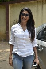 Paoli Dam on the sets of bilingual film by Aroni Taukhon in Mumbai on 20th May 2014 (25)_537cc85e5b711.JPG