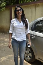 Paoli Dam on the sets of bilingual film by Aroni Taukhon in Mumbai on 20th May 2014 (26)_537cc85f95933.JPG