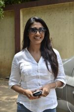 Paoli Dam on the sets of bilingual film by Aroni Taukhon in Mumbai on 20th May 2014 (27)_537cc860da5de.JPG