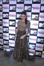 Simran Kaur Mundi at the launch of MTV_s new show Jhand Hogi Sabki in Parle, Mumbai on 20th May 2014 (38)_537cad6527fb0.JPG