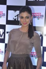 Simran Kaur Mundi at the launch of MTV_s new show Jhand Hogi Sabki in Parle, Mumbai on 20th May 2014 (41)_537cad6cea249.JPG