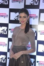 Simran Kaur Mundi at the launch of MTV_s new show Jhand Hogi Sabki in Parle, Mumbai on 20th May 2014 (43)_537cad674183e.JPG
