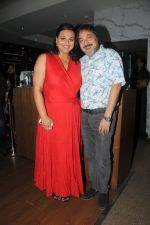 Tony Singh with Shilpa Shirodkar at Ek Mutthi Aasmaan TV Serial celebration party in Mumbai on 20th May 2014_537cb5a6e9def.JPG