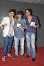 Varun Mehra, Deepak Dobriyal, Tarun Bajaj at Chal Bhaag music launch in Andheri, Mumbai on 20th May 2014 (24)_537cb21e6827b.JPG