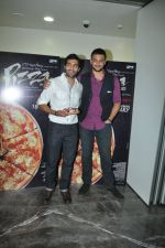 Arunoday Singh, Akshay Oberoi at Pizza 3d trailor launch in Mumbai on 21st May 2014 (34)_537d6749e4f97.JPG