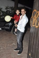 Ganesh Hegde at Shilpa Shetty_s son_s birthday in Juhu, Mumbai on 21st May 2014 (80)_537d6eb0d6fdf.JPG