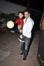 Ganesh Hegde at Shilpa Shetty_s son_s birthday in Juhu, Mumbai on 21st May 2014 (82)_537d6eb1dec22.JPG
