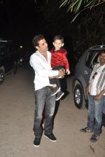 Ganesh Hegde at Shilpa Shetty_s son_s birthday in Juhu, Mumbai on 21st May 2014 (84)_537d6eb3221cd.JPG