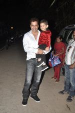 Ganesh Hegde at Shilpa Shetty_s son_s birthday in Juhu, Mumbai on 21st May 2014 (86)_537d6eb491134.JPG
