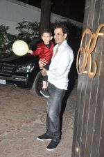 Ganesh Hegde at Shilpa Shetty_s son_s birthday in Juhu, Mumbai on 21st May 2014 (87)_537d6eb52e54b.JPG