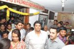 Akkineni Nagarjuna Family at sai baba Temple on 22nd May 2014 (24)_537ef3cbc98de.jpg