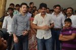 Akkineni Nagarjuna Family at sai baba Temple on 22nd May 2014 (33)_537ef3cfeeff1.jpg