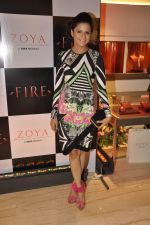 Rucha Gujrathi at Zoya launches its new store & stunning new collection Fire in Mumbai on 22nd May 2014 (43)_537f27ee8931f.JPG