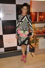 Rucha Gujrathi at Zoya launches its new store & stunning new collection Fire in Mumbai on 22nd May 2014 (44)_537f27ef2c79a.JPG