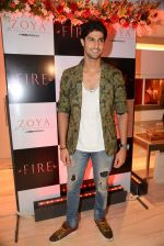 Tanuj Virwani at Zoya launches its new store & stunning new collection Fire in Mumbai on 22nd May 2014 (82)_537f2856a9580.JPG