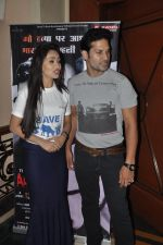 Kaashvi Kanchan, Nafe Khan at Aahinsa film music launch in Andheri, Mumbai on 23rd May 2014 (37)_538084dc0c6a0.JPG