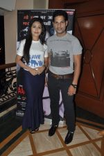 Kaashvi Kanchan, Nafe Khan at Aahinsa film music launch in Andheri, Mumbai on 23rd May 2014 (39)_538084dca207e.JPG