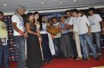 Kaashvi Kanchan, Nafe Khan, Sunil Pal at Aahinsa film music launch in Andheri, Mumbai on 23rd May 2014 (57)_538084dd38a8a.JPG