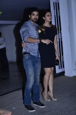 Huma Qureshi, Saqib Saleem at Karan Johar bday bash in Mumbai on 24th May 2014 (100)_5381c4bac1262.JPG