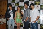 Mohit Marwah, Kiara Advani, Vijendra Singh, Arfi Lamba at Fugly promotional event in Mumbai on 24th May 2014 (25)_5381c0cb2bdbb.JPG