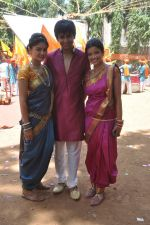 at Mahesh Manjrekar_s film on location Janiva in Kandivli, Mumbai on 24th May 2014 (42)_5381c109ee2f2.JPG