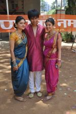 at Mahesh Manjrekar_s film on location Janiva in Kandivli, Mumbai on 24th May 2014 (46)_5381c10c08073.JPG