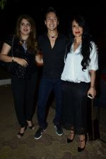 Ana Singh, Tiger Shroff at Heropanti success bash in Plive, Mumbai on 25th May 2014 (20)_5382ea5e5a35c.JPG