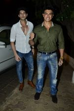 Sahil Khan at Heropanti success bash in Plive, Mumbai on 25th May 2014 (8)_5382ed1545bea.JPG