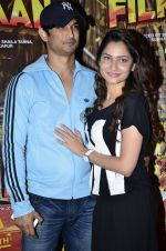 Sushant Singh Rajput, Ankita Lokhande at Filmistan screening in Lightbox, Mumbai on 26th May 2014 (66)_5384424cb8052.JPG