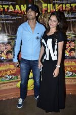 Sushant Singh Rajput, Ankita Lokhande at Filmistan screening in Lightbox, Mumbai on 26th May 2014 (61)_5384424bae391.JPG