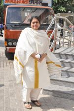 Supriya Pathak at Launch of Bobby Jasoos by Vidya Balan in PVR, Juhu on 27th May 2014 (3)_53859750d5a1c.JPG
