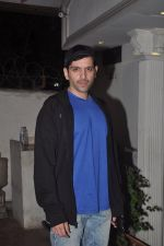Luv Sinha at Shahid Kapoor_s bash for dad Pankaj Kapur in Villa 69, Mumbai on 28th May 2014 (48)_5386d76be33b8.JPG