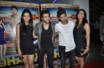 Rithvik Dhanjani and Asha Negi at Kuku Mathur Ki Jhand Ho Gayi in Sunny Super Sound, Mumbai on 28th May 2014 (43)_538708ee7263d.JPG