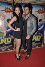 Rithvik Dhanjani and Asha Negi at Kuku Mathur Ki Jhand Ho Gayi in Sunny Super Sound, Mumbai on 28th May 2014 (66)_538708ef166b3.JPG