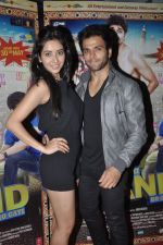 Rithvik Dhanjani and Asha Negi at Kuku Mathur Ki Jhand Ho Gayi in Sunny Super Sound, Mumbai on 28th May 2014 (67)_538708efaa7ab.JPG