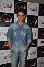 Sharman Joshi at Spill bar launch in Andheri, Mumbai on 28th May 2014 (46)_53870a65527aa.JPG