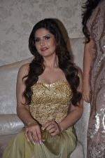 Zarine Khan at Amy Billimoria store in Santacruz, Mumbai on 28th May 2014 (109)_538709ffc4164.JPG