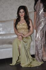 Zarine Khan at Amy Billimoria store in Santacruz, Mumbai on 28th May 2014 (113)_53870a01d51dc.JPG